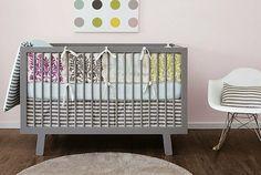 rachel's baby crib