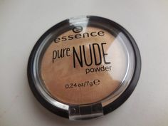 Suffer for makeup: NEW Essence Pure Nude Powder