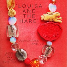 'Louisa and the Hare' Louisarose and Co