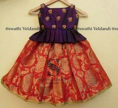 Kids dresses - aapkabazar - buy and sell fashion marketplace fashion re-seller hub Baby Girl Frocks, Frocks For Girls, Dresses Kids Girl, Girls Frock Design, Baby Dress Design, Kids Lehanga Design, Kids Dress Wear, Kids Gown, Baby Frocks Designs