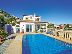 Location Espagne Interhome, location Maison de vacances Cds 41-E à Jávea Benitachell prix promo Interhome 467,00 €