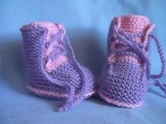 Free Knitting Pattern for Patchwork Baby Blanket Knit Baby Dress, Knit Boots, Crochet Baby Shoes, Baby Boots, Crochet Baby Booties, Crochet Boot Socks, Baby Booties Free Pattern, Baby Slippers, Baby Knitting Patterns