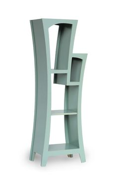 Medium Stepped Bookcase from dust furniture*