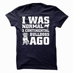 Continental Bulldog, Order HERE ==> https://www.sunfrog.com/Pets/Continental-Bulldog.html?id=41088 #bulldogs #bulldoglovers #christmasgifts #xmasgifts