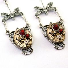 From the artist at Steampunk Jewlery