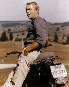 Legend: Steve McQueen¿s character in The Great Escape was inspired by Colonel 'Johnny' Dodge