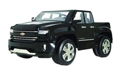 Find the best prices on Rollplay Chevy Silverado Truck Ride On Toy, Battery-Powered Kid's Ride On Car - Black, Small and save money. Chevy Silverado, Chevy Stepside, Chevy Pickups, Lifted Chevy Trucks, Classic Chevy Trucks, Pickup Trucks, Expensive Sports Cars, New Sports Cars, Sport Cars