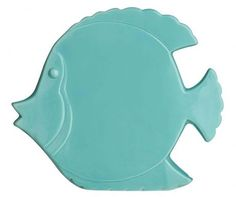 Platou decorativ Fish Blue