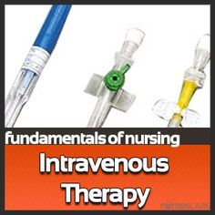 intravenous therapy is an infusion of medicine and fluids into vein Intravenous therapy (iv) is a therapy that delivers liquid substances directly into a  vein (intra- +  intravenous infusions are commonly referred to as drips  once  a medicine has been injected into the fluid stream of the iv tubing, there must be .
