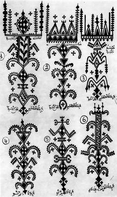 Eshkol HaKofer: More Moroccanalia: Moroccan Body Art in the 20th Century
