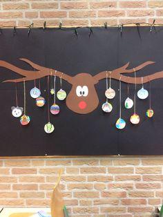 Decoratie in de klas