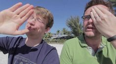 The Naughty Professor: Hank and John at the Beach - REUNION! One of the best ones yet... DAVE! TFIOS TRAILER! THERE ARE DIFFERENT KINDS OF LOVE... AND DIFFERENT KINDS OF FARTS...