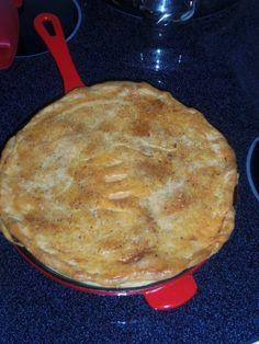 Kickin' Sloppy Joe & Cheddar Pie - Hispanic Kitchen