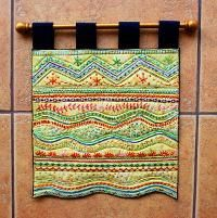 Stupendous Stitching by Laurie Cameron
