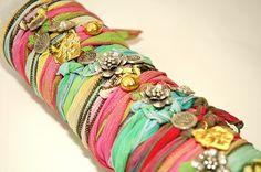 silk summer bracelets