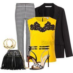 DIANE by arjanadesign on Polyvore featuring moda, Diane Von Furstenberg and DianeVonFurstenberg