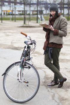 Street style en primavera en Paris