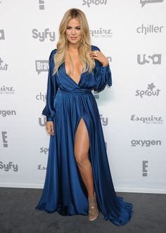 kloe kardashian red carpet | Khloe Kardashian's Bold Red Carpet Style: 15 Times She Turned Our ...