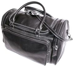 Floto Luggage Torino Duffle Black Large *** You can find out more details at the link of the image.