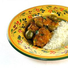 moroccan-chicken-smothered-in-olives - kecoq ayaq lioq!