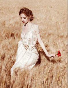 Art Deco Eden Wedding Gown by Jenny Packham