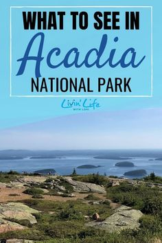 Heading to Acadia National Park? Don't miss these 9 Amazing Things To See in Acadia National Park! National Parks Map, Acadia National Park, Best Places To Travel, Places To See, Bike Trails, Biking, Virtual Field Trips, Travel Activities, Travel Destinations