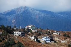 In the picture: #Tawang with the backdrop of snow covered pine canopies India Travel Guide, Arunachal Pradesh, Northeast India, India Tour, Canopies, Places Of Interest, Travel And Tourism, Incredible India, Southeast Asia