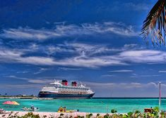 Castaway Cay on a Disney cruise, it doesn't get much better than this!