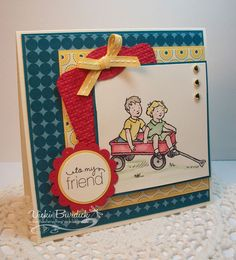 Stampin' Up! Life shared
