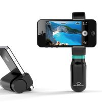 SHOULDERPOD: Holder and handle for your smartphone.  SHOULDERPOD: Holder and handle for your smartphone Enjoy taking pictures and filming with any smartphone with the best tripod holder, camera grip, stand and handle.