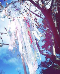 Pastel dreamcatcher #dreamalittledream #handmade
