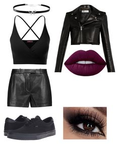 """💣💣"" by mikaela9403 ❤ liked on Polyvore featuring Emilio Pucci, Doublju, Vans, Giani Bernini, Yves Saint Laurent and Lime Crime"