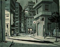 El 'Animalarium' de Franco Matticchio on http://www.freshlandmag.com