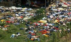 918 people dead. The Jonestown Massacre 1978--  Cult leader Jim Jones orders his followers to commit suicide by drinking grape Kool-Aid laced with cyanide and Valium.