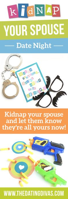 This is hilarious!!! What a fun way to add some playfulness into your marriage.