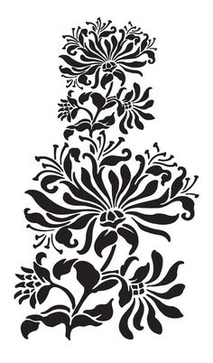 a chanin stencil