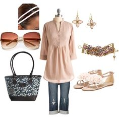 Arts and Crafts Day, created by momo3style.polyvore.com