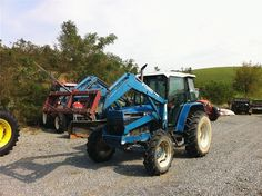 David Atkins Farm Equipment - Ford 5640