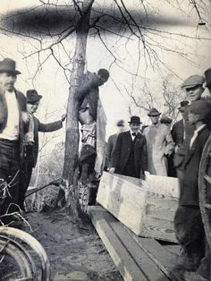 """History and images shows the evidence of some of the horrors inflicted on a people. No mental health practitioner ever attended to the families of lynching victims or slaves...... The""""Get Over It"""" comment should never happen....."""