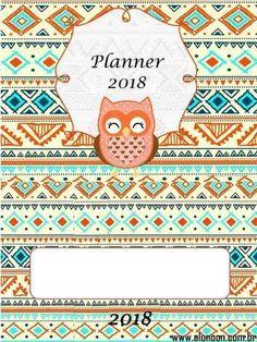 Caderno de Planejamento 2018 - Tema Corujinhas - Educação Infantil - Aluno On
