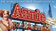 Annie @ The Sunderland Empire Theatre (Thursday 31st March 2016)