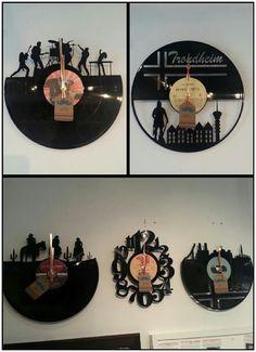 Vinylklokker