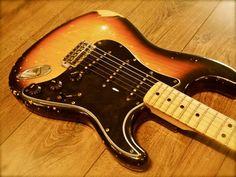 Stratocaster relic
