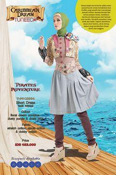 #Shortdress - Pirated Adventure