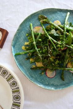 Recipes and cooking blog : Trotski & Ash » Recipe » a spring salad