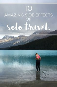 Interested in solo travel? solo is a great way to learn about yourself and grow as a person! Check out my 10 positive side effects of solo ! 10 Amazing Side Effects of Solo Travel Tips, Travel Advice, Travel Guides, Travel Channel, Travel Info, Travel Stuff, Travel List, Travel Hacks, Budget Travel