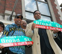 Gamble and Huff museum -   Philadelphia has it's musical roots