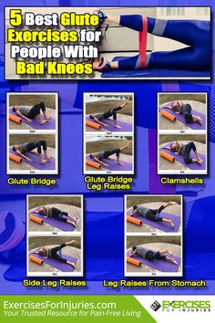 Do these and get rid of your knee pain.