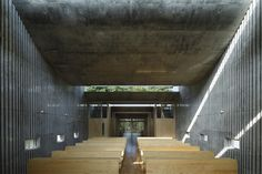 Gallery of Shonan Christ Church / Takeshi Hosaka - 18