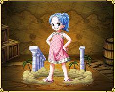 Nefelari Vivi Princess of Alabasta Kingdom